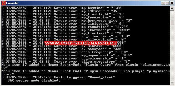 Как заходить на сервер кс го через консоль csgo tm азимов